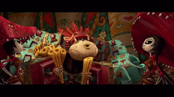 Book of Life Blu-ray and DVD TV Spot - Thumbnail 2