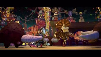 Book of Life Blu-ray and DVD TV Spot