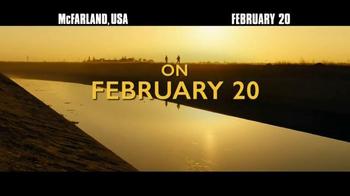 McFarland, USA - Alternate Trailer 2