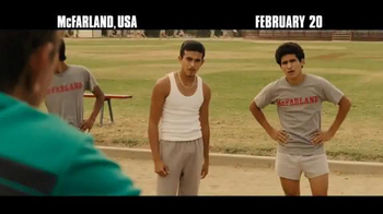 McFarland, USA - Alternate Trailer 4