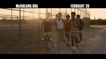 McFarland, USA - Alternate Trailer 4