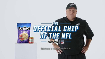 Tostitos TV Spot, 'Official Chip of the NFL: Interruption' Feat. Chip Kelly - Thumbnail 5