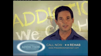 The Addiction Advisor TV Spot, 'Card in Your Wallet' - Thumbnail 6