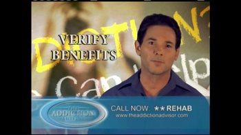 The Addiction Advisor TV Spot, 'Card in Your Wallet' - Thumbnail 8