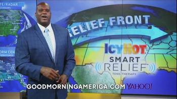 Icy Hot SmartRelief TV Spot, 'Good Morning America' - Thumbnail 10