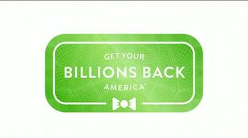 H&R Block TV Spot, 'Get Your Billions Back, America: Air Drop' - Thumbnail 8
