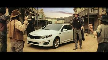 Kia Optima TV Spot, 'Showdown' Featuring Blake Griffin - Thumbnail 3