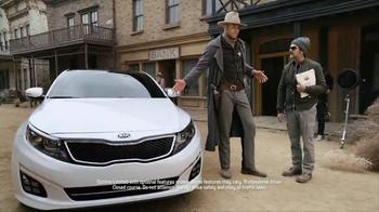 Kia Optima TV Spot, 'Showdown' Featuring Blake Griffin - Thumbnail 5