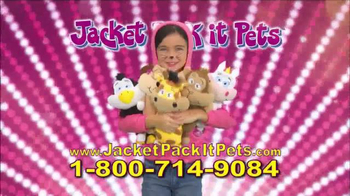 Jacket Pack it Pets TV Spot - Thumbnail 10