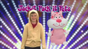 Jacket Pack it Pets TV Spot - Thumbnail 6
