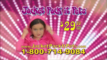 Jacket Pack it Pets TV Spot - Thumbnail 7
