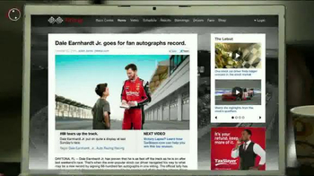 TaxSlayer.com TV Spot, 'Bigger Than IRS Refund' Feat. Dale Earnhardt Jr. - Thumbnail 1