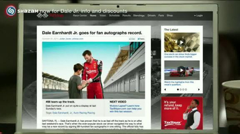 TaxSlayer.com TV Spot, 'Bigger Than IRS Refund' Feat. Dale Earnhardt Jr. - Thumbnail 2