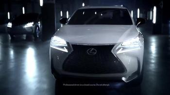 Lexus NX Super Bowl 2015 TV Spot, 'Make Some Noise' - Thumbnail 2