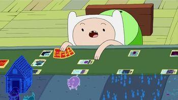 Adventure Time: Card Wars TV Spot, 'Finn vs. Jake'