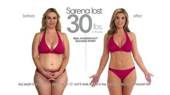 Hydroxy Cut TV Spot, 'Success Stories: Sarena' - Thumbnail 4