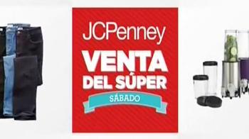JCPenney Venta del Súper Sábado TV Spot, 'Toallas y Ropa' [Spanish] - Thumbnail 2