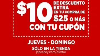 JCPenney Venta del Súper Sábado TV Spot, 'Toallas y Ropa' [Spanish] - Thumbnail 3