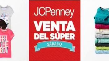 JCPenney Venta del Súper Sábado TV Spot, 'Toallas y Ropa' [Spanish] - Thumbnail 7