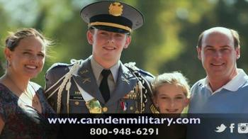 Camden Military Academy TV Spot, 'Make a Change' - Thumbnail 8