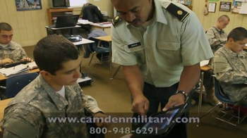 Camden Military Academy TV Spot, 'Make a Change' - Thumbnail 3