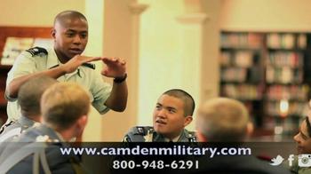 Camden Military Academy TV Spot, 'Make a Change' - Thumbnail 4