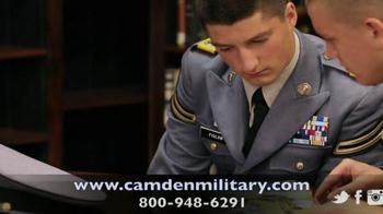 Camden Military Academy TV Spot, 'Make a Change' - Thumbnail 5