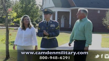 Camden Military Academy TV Spot, 'Make a Change' - Thumbnail 6