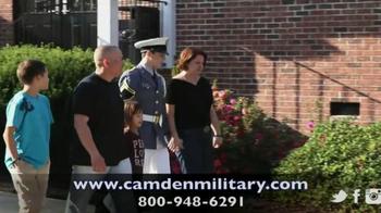 Camden Military Academy TV Spot, 'Make a Change' - Thumbnail 7