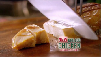 Subway Grilled Chicken Premium Cut Strips TV Spot, 'Best Chicken Yet' - Thumbnail 5