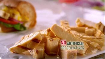 Subway Grilled Chicken Premium Cut Strips TV Spot, 'Best Chicken Yet' - Thumbnail 7
