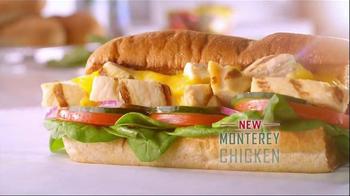 Subway Grilled Chicken Premium Cut Strips TV Spot, 'Best Chicken Yet' - Thumbnail 9