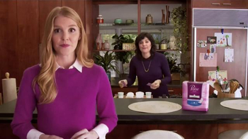 Poise TV Spot, 'Recycle Your Period Pad' - Thumbnail 5
