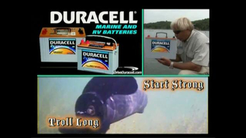 DURACELL Marine Batteries TV Spot - Thumbnail 8