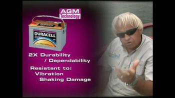 DURACELL Marine Batteries TV Spot - Thumbnail 6