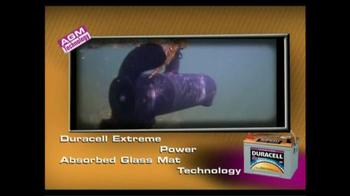DURACELL Marine Batteries TV Spot - Thumbnail 7