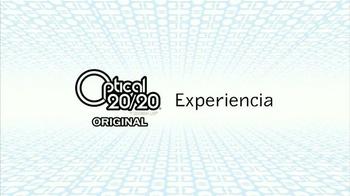 Optical 20/20 Original TV Spot [Spanish] - Thumbnail 1