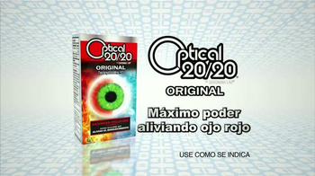 Optical 20/20 Original TV Spot [Spanish] - Thumbnail 5