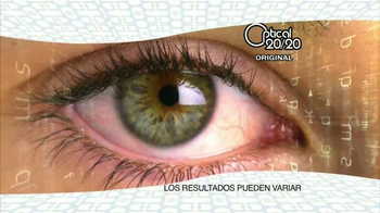 Optical 20/20 Original TV Spot [Spanish] - Thumbnail 6