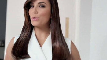 L'Oreal Paris Ultimate Straight TV Spot, 'The Drill' Featuring Eva Longoria - Thumbnail 8