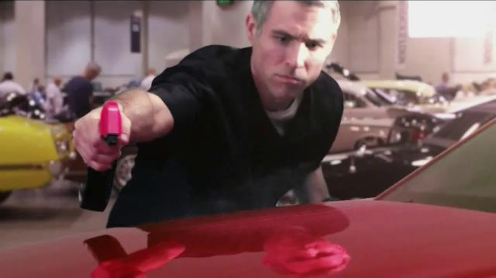 Barrett-Jackson Premium Car Wax Kit TV Commercial, 'Details'