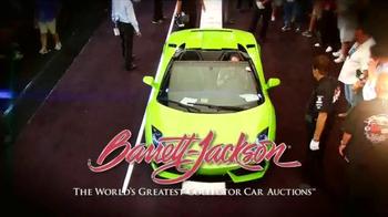 Barrett-Jackson 13th Annual Florida Auction TV Spot, 'Palm Beach' - Thumbnail 3