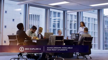 Kaplan University TV Spot, 'Shine' - Thumbnail 6