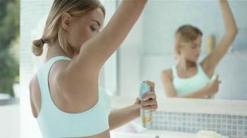 Degree Women Dry Spray TV Spot [Spanish] - Thumbnail 2