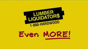 Lumber Liquidators January Flooring Sale TV Spot, 'Best Deals' - Thumbnail 3
