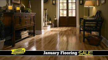 Lumber Liquidators January Flooring Sale TV Spot, 'Best Deals' - Thumbnail 4