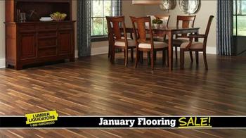 Lumber Liquidators January Flooring Sale TV Spot, 'Best Deals' - Thumbnail 7