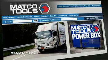 Matco Tools Power Box TV Spot, 'Get Fully Powered' - Thumbnail 7