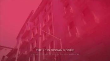 2015 Nissan Rogue TV Spot, 'Bull Chase' - Thumbnail 1