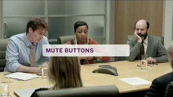 Ally Bank TV Spot, 'Facts of Life: Mute Buttons' - Thumbnail 4